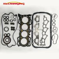 Best F20A3 F22Z2 METAL full set for HONDA ACCORD IV (CB) 2.0 ROVER 600 engine gasket 06110-PT5-020 50142300 wholesale