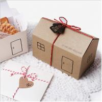 Buy cheap Handmade Creative Custom Candy Packaging Kraft Cardpaper Material from wholesalers