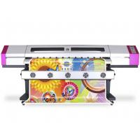 Back - Lit Film 2.5M / 3.2M Eco Solvent Printing Machine CMYK 4 Color Printing