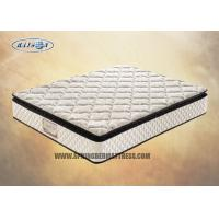 Best Skid Prevention 5 Zoned System Organic Memory Foam Mattress With Pocket Spring wholesale