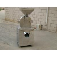 Buy cheap Stainless Steel Dust Pulverizing Machine With 20-120 Crush Size For Foodstuff from wholesalers