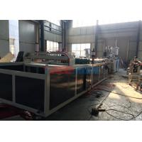 Best Heat Preservation PVC Corrugated Roofing Sheet Forming Machine 840 - 1130MM Width wholesale