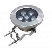 China IP68 DMX512 Water Fountain Equipment Underwater LED Lamp UV Protection on sale