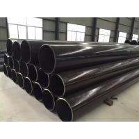 China ASTM A333 Grade 3 Alloy Steel Pipe / Welded Steel Pipe SCH 5 - SCH XXS Max 16000mm Length on sale