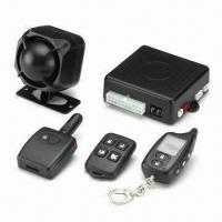 Best Two-way Car Alarm System with 1pc 5-button LCD Multifunction Remote Control wholesale