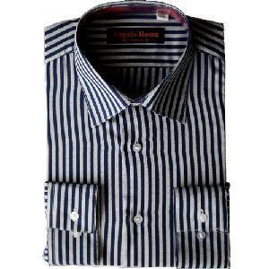 China Man Long Sleeve Striped Shirts on sale
