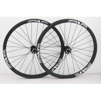 Buy cheap UD / 3K Carbon Fiber Mountain Bike Wheels 27.5 / 29er 2500 MPa Tensile Strength from wholesalers