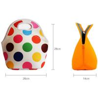 Best 30cm*30cm*16cm Size and Food UseType Neoprene Lunch Tote bag for adult. wholesale
