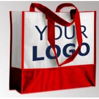 Best OEM Production Recyclable Tote Bags Custom Logo Non Woven Bag Material wholesale