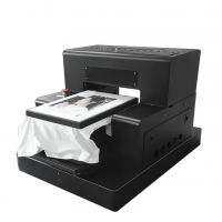 China A3 L1800 Head Direct To Garment T-shirt Printer And The Cheapest T-shirt Printing Machine on sale