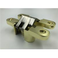 China Self Closing Invisible Spring Hinges For Solid Wood Door , Steel Wood Door on sale