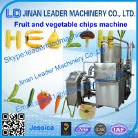 Best Fruit and Vegetable chips assemblly line wholesale