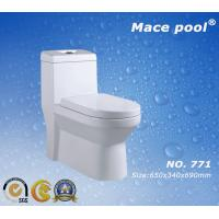 Best Cool Santary Wares Siphonic One-Piece Toilet for Bathroom Facilities (771) wholesale