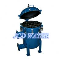 Best Commercial Multimedia Industrial Filter Housingg For Hard Water / Swimming Pool wholesale