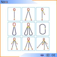China Custom 100% High Tensile Polyester Sling , Lifting Chain Slings on sale