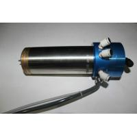 Professional Driling Spindle with 0.8kw  Wate/ Oil Coolant Spindle For The Drilling Machine