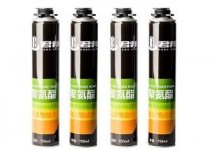 Best ISO14001 Fire Rated Spray Foam Insulation Expanding B1 wholesale