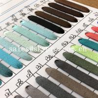 Best Colourful car chamois leather classic embossed design eco friendly wholesale