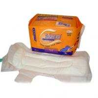 Cheap Fluff Pulp Breathable Ssanitary Napkins for sale