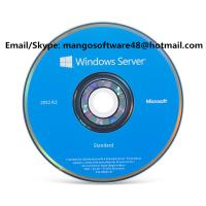Best Original Authentic Microsoft Windows Server Standard 2012 R2 64 Bit DVD 5 Cals wholesale