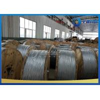 Best Overhead Power Transmission Line ACSR Aluminum Conductor Single Core wholesale