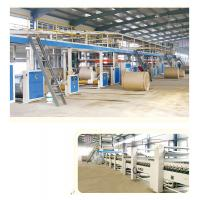 Best WJ100-1800 Five layers corrugated board production line wholesale