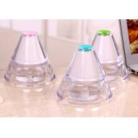 Best LED USB Humidifier Cool Mist Maker Iceberg No Noise Make People Feel Pleasant wholesale