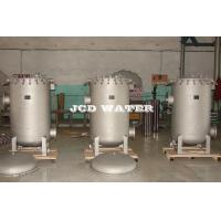 Best Bead Blasted Cartridge Filter Housing For Swimming Pools , 50 - 1200 m³/h wholesale