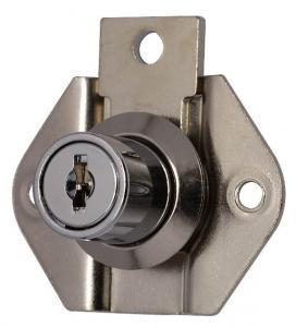 China 261 Central Lock w/o locking bar M17*21.5 zinc drawer lock/cam lock/cabinet lock on sale