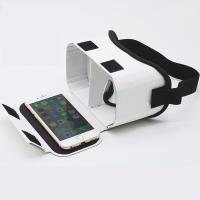 Buy cheap High quality 3d vr headset all in one virtual reality glass for iphone/android product