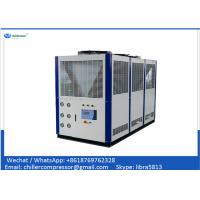 Best CE Certification 25tr Plastic Industry 30hp Air Cooled Water Chiller for Extruder wholesale
