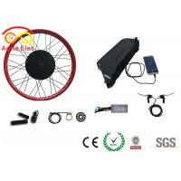 Best Lightweight Convert Bike To Electric Kit , Electric Motor Conversion Kit For Bicycle wholesale
