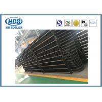 Low / High Pressure Flue Gas Economizer Heat Exchange Devices With Finned Tubes