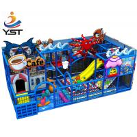 China Indoor Customized Design Product Kids Plastic Playground Equipment For Sale on sale