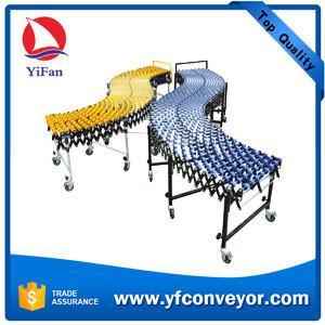 Best Flexible Expandable Gravity Plastic Skate Wheel Conveyor wholesale