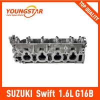Best CYLINDER HEAD  SUZUKI Vitara / Swift / Baleno 1.6 16V G16B  11100-57B02 wholesale