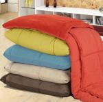 Best Health Color Microfiber Quilt Environmental Material 140 * 200CM wholesale