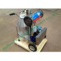 Best Sheep Mobile Milking Machine Large Capacity with Copper Electric Motor wholesale