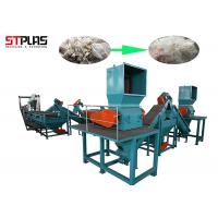 Best Fast LDPE Waste Film Recycling Machine And Washing Line With Long Service wholesale