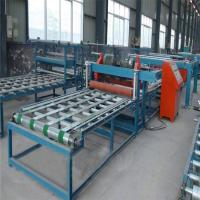 Best High Efficiency Fiber Cement Board Production Line Wall Panel Making Machine wholesale