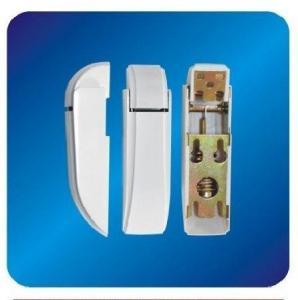 Custom Steel Freezer Door Hinge With ABS White Or Grey Cover 200L Refrigerator Hinge