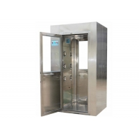 Best CE Intelligence Class 100 Cleanroom Air Shower Stainless Steel wholesale