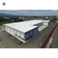 China Zhaohong factory of Structural Analysis and Design of a Warehouse Building on sale