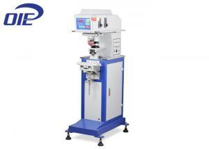 China One Color Pneumatic Pad Printing Machine / Pneumatic Drive Pad Printing Equipment on sale