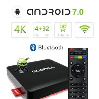 China Android Smart TV Box OTT Set Top Box 3D Video Playing 4K on sale