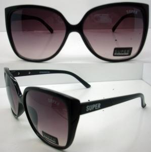 Best Modern Cool Brown Lens Plastic Frame Sunglasses CE For Women wholesale