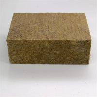 China 90mm Rockwool Wall Insulation Materials Non - Flammability Low Moisture Absorption on sale