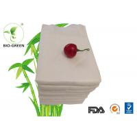 Best High Absorb Bamboo Nappy Liners For Cloth Nappies Organic Bamboo Fiber Founded wholesale