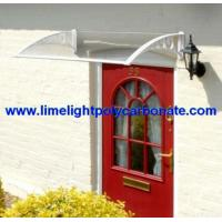 China Awning, Canopy, Diy Awning, Door Canopy, Polycarbonate Awning, Shelter on sale