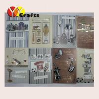 Best Flowers Wedding Greeting Card Romantic  / Holiday Greeting Card butterfly invitation card wholesale
